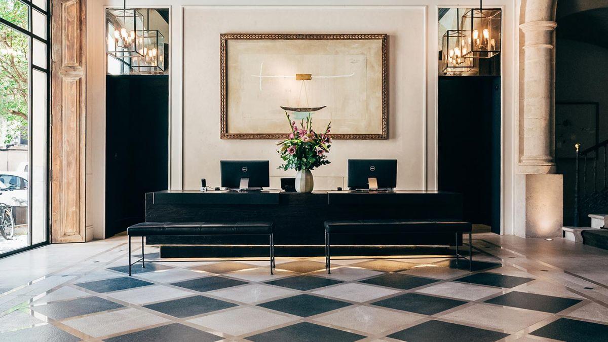 reception-hotel-sant-francesc-5-estrellas-palma